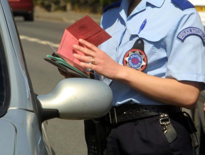 Télépoint permis