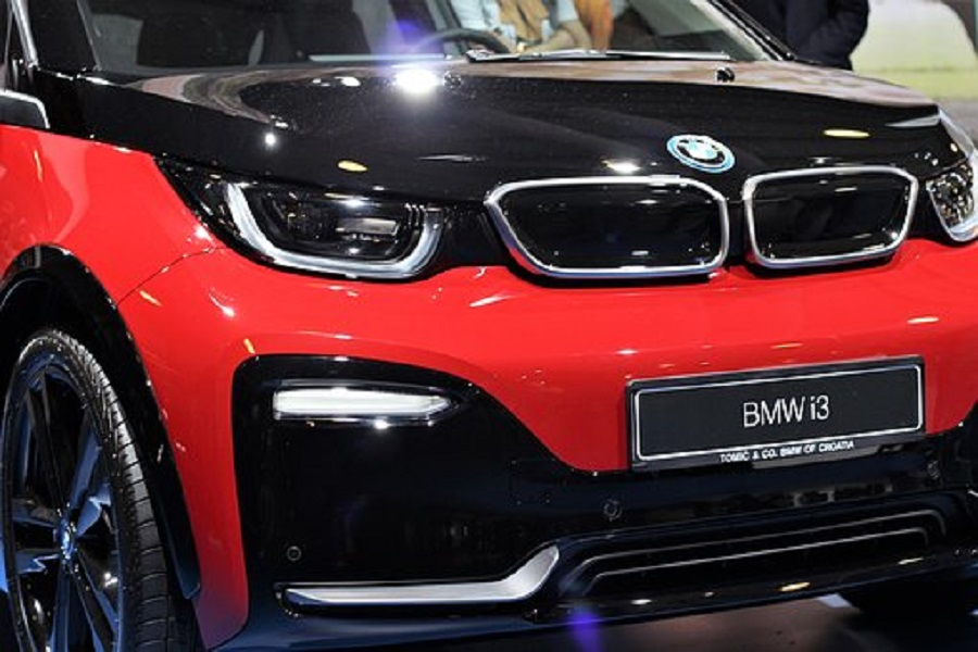 Top 3 des voitures électriques de la marque BMW