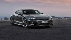 2022 Audi RS E-Tron GT First Drive Review