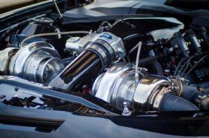 turbo automobile