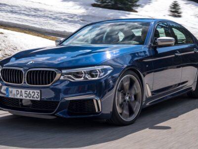 2021 BMW M550i Essai routier | Une berline M sérieusement bonne
