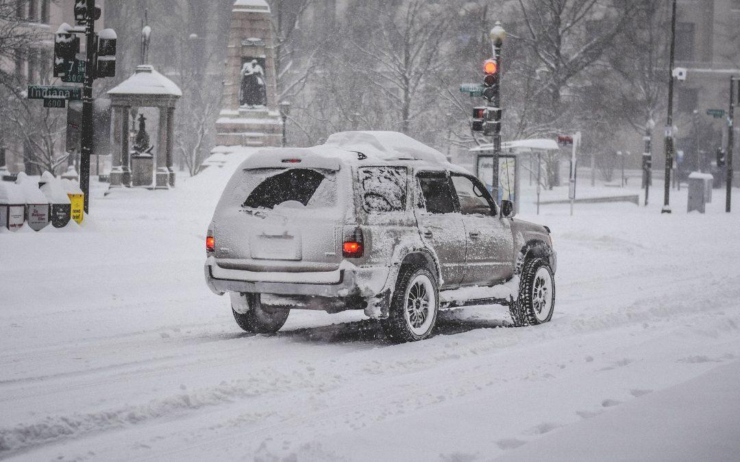 3 étapes faciles pour préparer votre voiture pour l'hiver