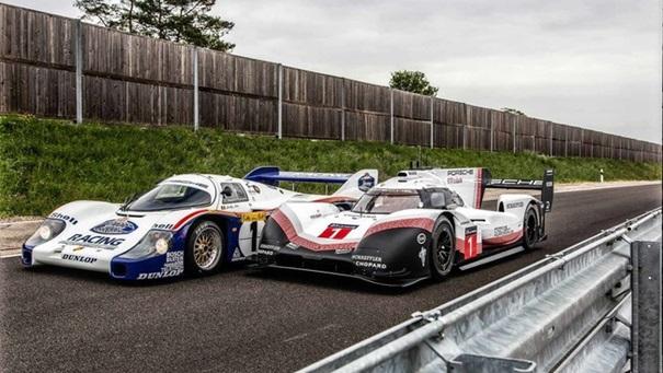course sur le circuit de Nurburgring