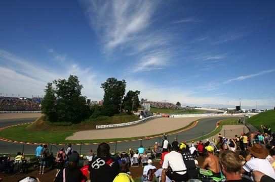 grand prix d'allemagne Nurburgring