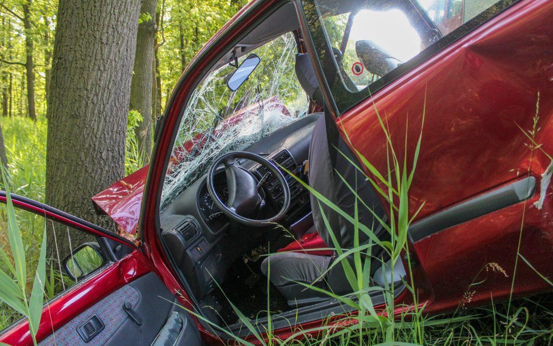 4 raisons les plus courantes pour lesquelles les accidents de la route se produisent